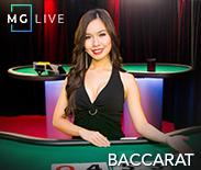 MG Live Baccarat